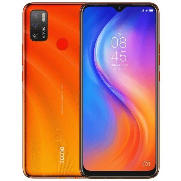 Смартфон Tecno Spark 5 Air (оранжевый)