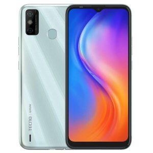 Смартфон TECNO Spark 6 Go (KE5) (белый)