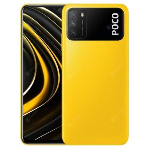 Смартфон XIAOMI POCO M3 4GB/64GB EU (желтый)