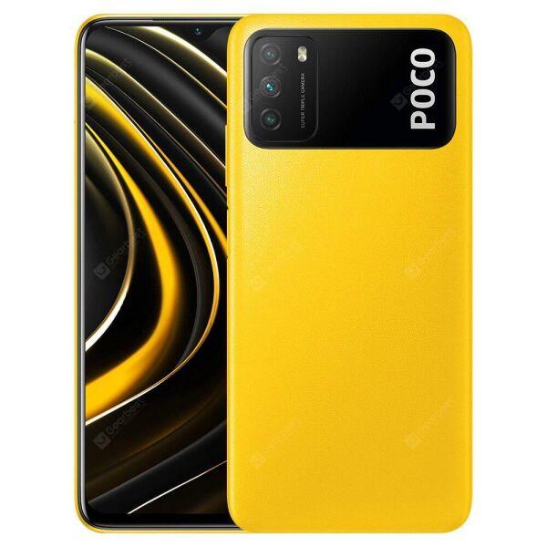 Смартфон Xiaomi POCO M3 4GB/64GB Yellow EU