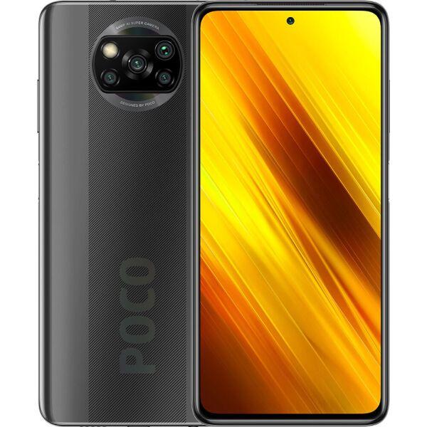Смартфон XIAOMI POCO X3 6GB/128GB EU (серый)