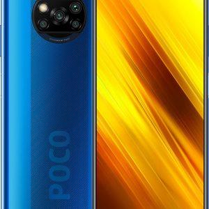 Смартфон XIAOMI Poco X3 6GB/128GB EU (синий)