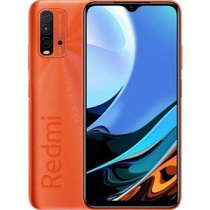 Смартфон Xiaomi Redmi 9T 4GB/128GB без NFC (оранжевый закат) EU
