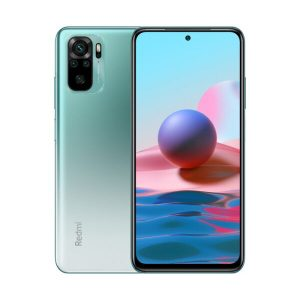 Смартфон Xiaomi Redmi Note 10 4GB/64GB Lake Green EU