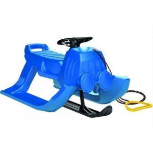 Снегокат Prosperplast Jepp Control (синий)