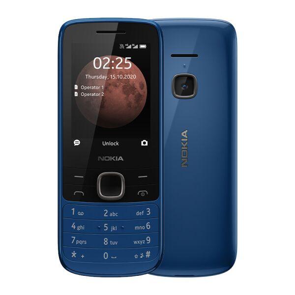 Сотовый телефон NOKIA 225 (синий)