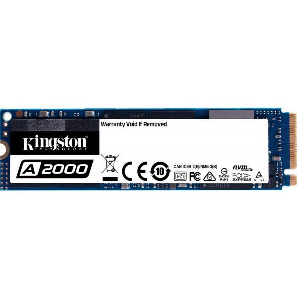 SSD Kingston A2000 250GB (SA2000M8/250G)
