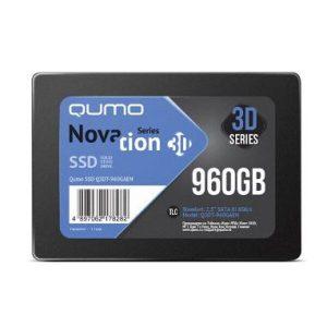 SSD-накопитель QUMO Novation 3D TLC 960GB Q3DT-960GAEN