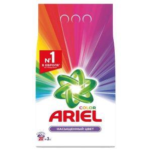 Стиральный порошок Ariel Automat Color 3 кг