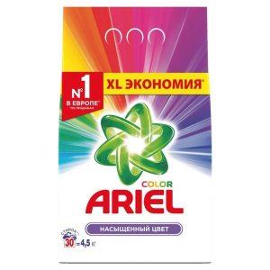 Стиральный порошок Ariel Automat Color 4.5 кг