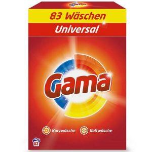 Стиральный порошок GAMA Universal 5.395 кг