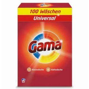 Стиральный порошок GAMA Universal 6
