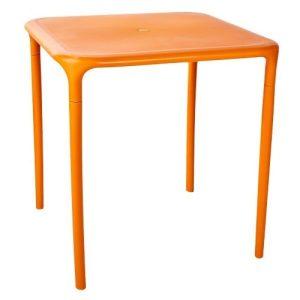 Стол Алеана Альф new 100029 (оранжевый)