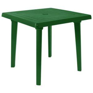 Стол Алеана Квадратный 100012 (зеленый)