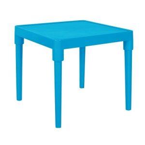 Стол детский АЛЕАНА 100025 (голубой)