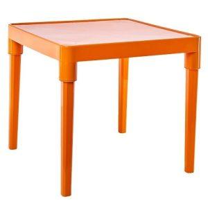 Стол детский АЛЕАНА 100025 (оранжевый)