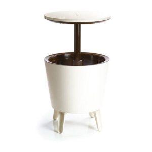 Стол-холодильник Keter Cool Bar (белый)