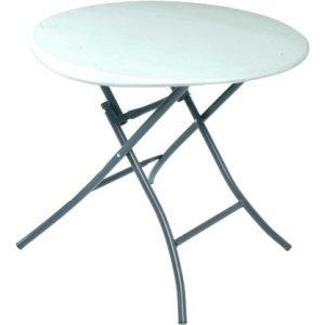 Стол круглый LIFETIME 90080423 84 см