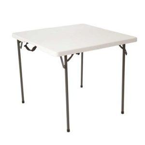 Стол квадратный LIFETIME 90080273 86*86 см