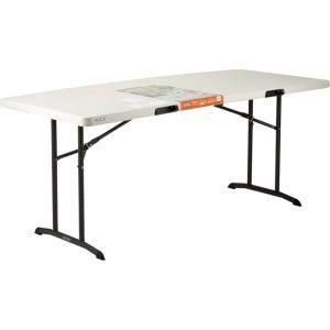 Стол прямоугольный LIFETIME 90080633 183*76см