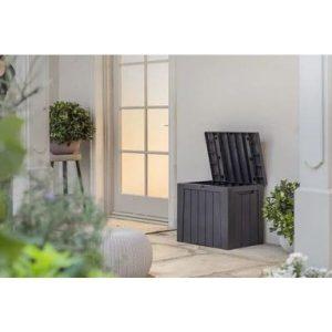 Столик-сундук Keter Urban 30G HPP (коричневый)