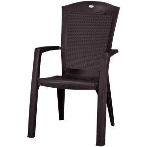 Стул Keter Minnesota Dinning Chair (коричневый)