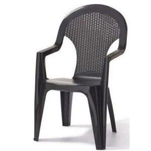 Стул Keter Santana Chair (графит)