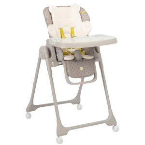 Стульчик для кормления Happy Baby William Pro (серый)