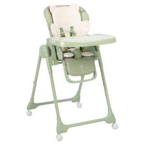 Стульчик для кормления Happy Baby William Pro (зеленый)