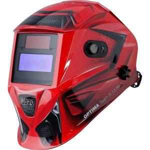 Сварочная маска Fubag Optima Team 9-13 Red (38075)