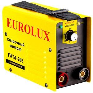Сварочный инвертор Eurolux IWM-205