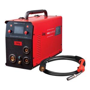 Сварочный инвертор FUBAG INMIG 200 SYN LCD (31435.1) + горелка FB