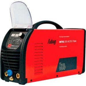 Сварочный инвертор Fubag INTIG 200 AC/DC Pulse