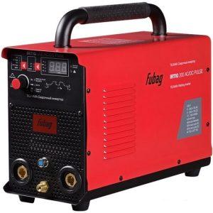Сварочный инвертор Fubag IRTIG 200 AC/DC Pulse
