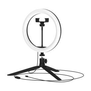 Светильник кольцевой светодиодный Gauss Ring Light