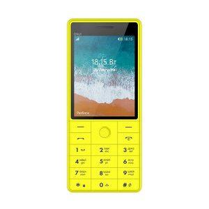 Телефон BQ-Mobile BQ-2815 Only (желтый)