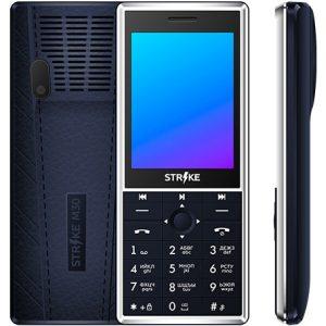 Телефон GSM STRIKE M30 (синий)