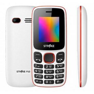 Телефон GSM STRIKE P10 (белый)