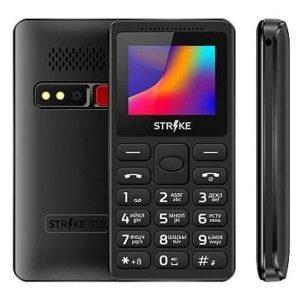 Телефон GSM STRIKE S10 (черный)