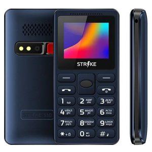 Телефон GSM STRIKE S10 (синий)
