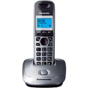 Телефон стандарта dect PANASONIC KX-TG2511RUM