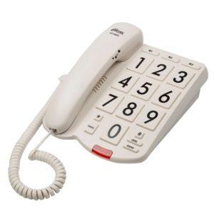 Телефонный аппарат Ritmix RT-520 (белый)