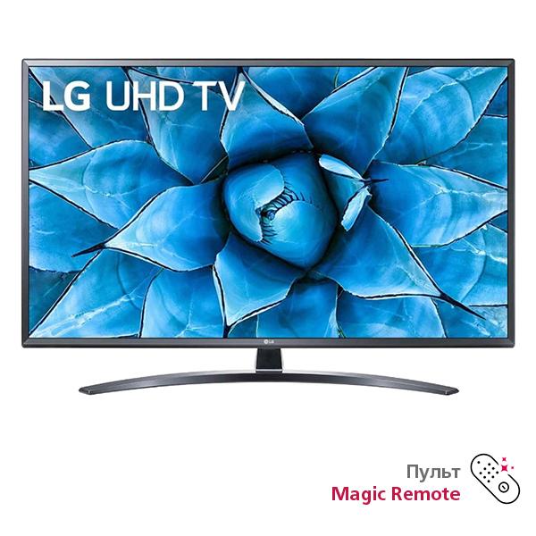 Телевизор LG 49UN74006LA