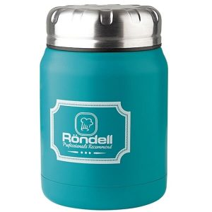 Термос для еды Rondell Turquoise Picnic RDS-944