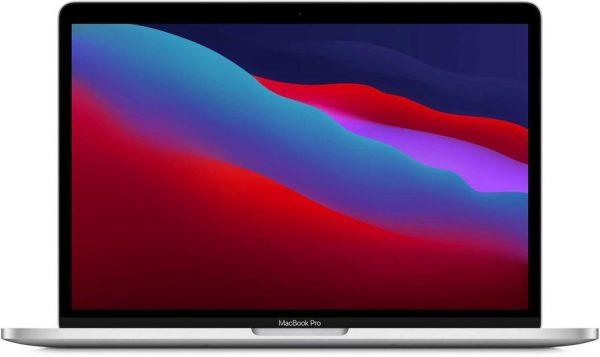 """Ультрабук Apple MacBook Pro 13"""" M1 A2338 (MYDC2RU/A) серебристый"""