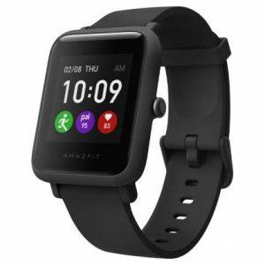 Умные часы Amazfit Bip S Lite A1823  (черный)