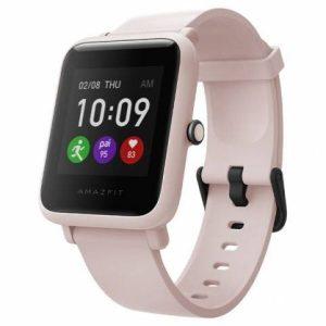 Умные часы Amazfit Bip S Lite (розовый)