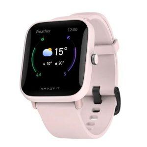 Умные часы Amazfit Bip U Pro (розовый)
