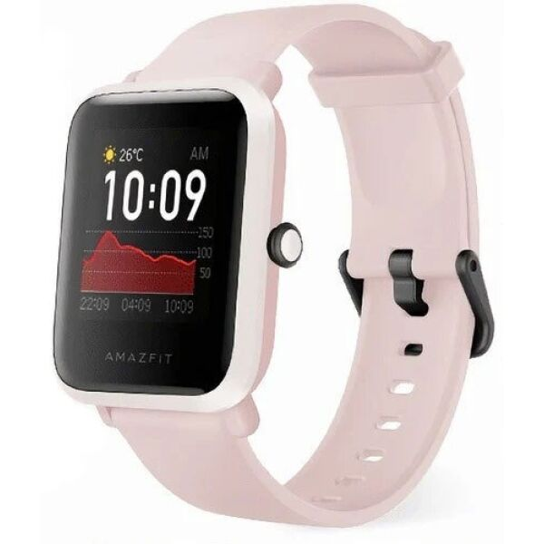 Умные часы Amazfit Bip U (розовый)