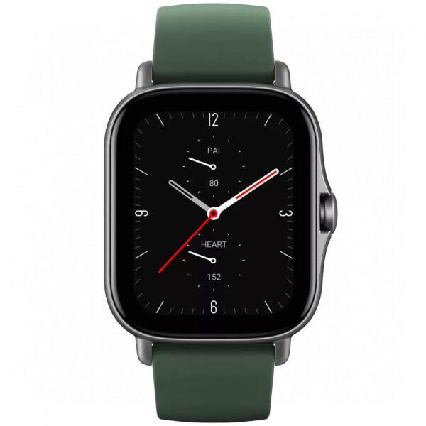 Умные часы Amazfit GTS 2e (зеленый)